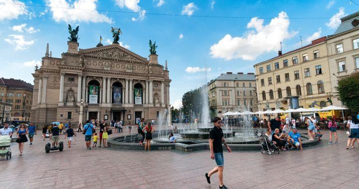 Wycieczki do Lwowa z Przemyśla