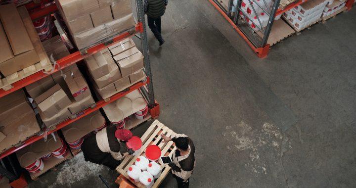Magazynowanie i transportowanie produktów spożywczych
