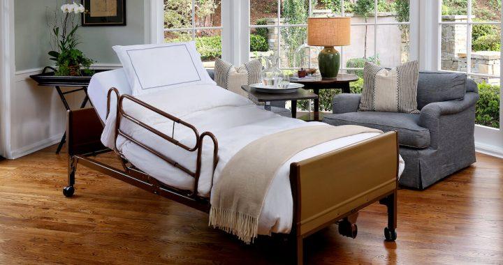 Możliwości nowoczesnych łóżek dla chorych