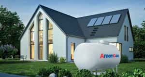 ogrzewanie domu gazem płynnym
