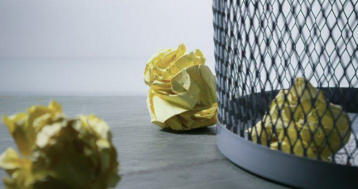 Utylizacja i niszczenie papierowych dokumentów