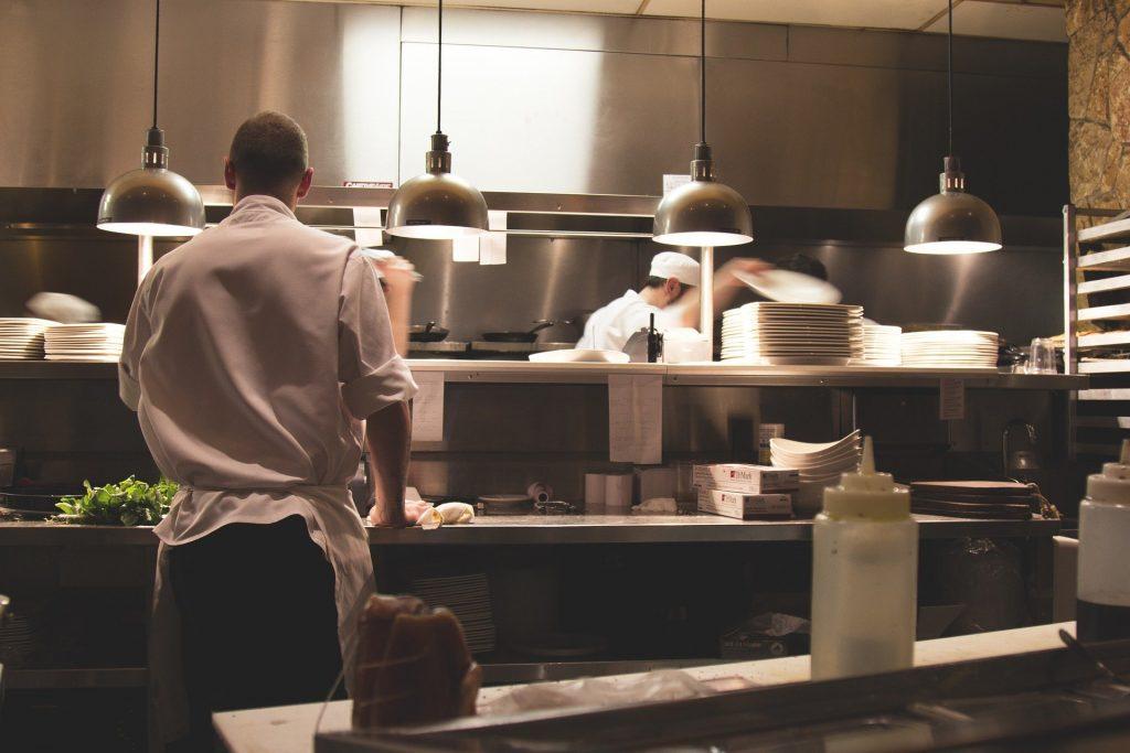 gaz płynny w gastronomii