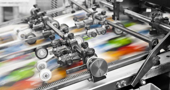 Maszyny offsetowe – jak działają?