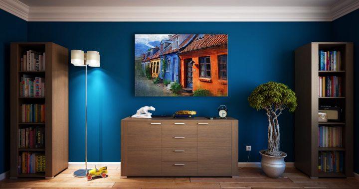 Meble z drewna jako wiodący element domu